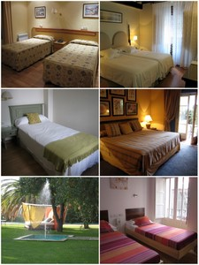 Nos hôtels en Espagne