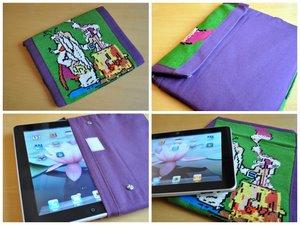 Pochette Astérix pour iPad