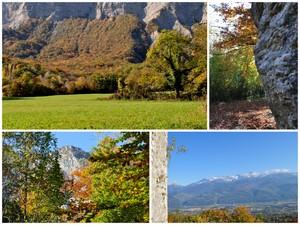 Balade d'automne à St Ismier