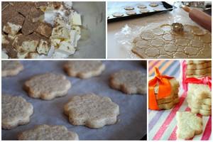 Petits biscuits aux épices