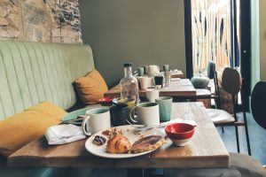 Ambiance fin de repas