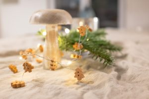Champignon décoratif