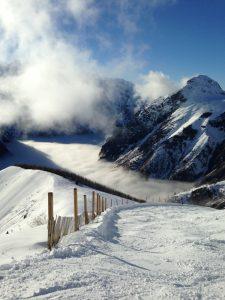 Les 2 Alpes, les vallons du diable
