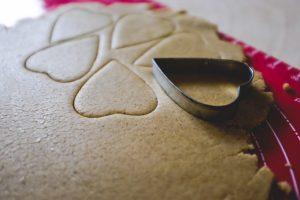 Découpe des biscuits