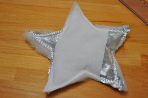 L'étoile après couture