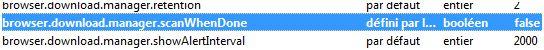 Firefox désactiver l'antivirus