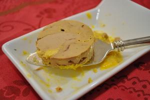 La dernière tranche de foie gras