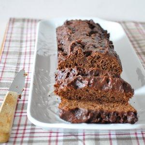 Gâteau chocolat-pruneau