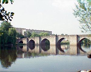 Limoges - Pont St Martial