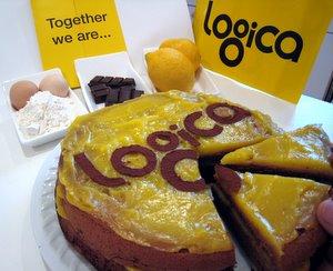 Logicake, gâteau chocolat - citron