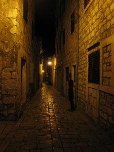 Ruelles de Stari Grad