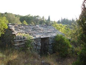 Île de Korcula - Maison en pierre