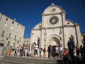 Cathédrale de Sibenik