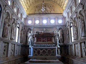 Chapelle signée  Nicolas le Florentin