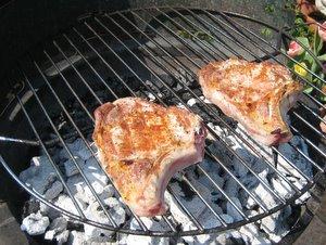 Côtes de porc au barbecue