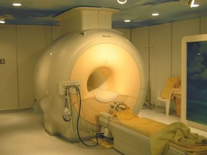 Appareil IRM