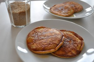 Pancake à la chapelure