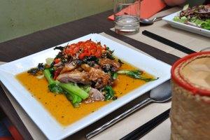Canard au tamarin, Lao Lane Xang