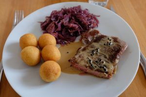 Steak sauce au poivre sauvage
