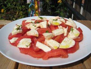 Tomates mozarella