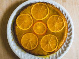 Gateau à l'orange