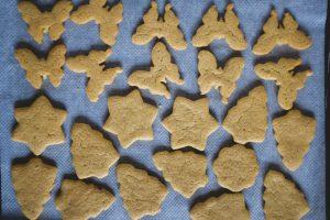 Biscuits pain d'épices